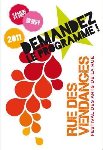 Logo rue des vendanges